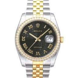 Rolex Datejust Diamond Bezel Jubilee