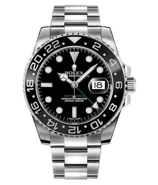 Rolex GMT-Master II B&P