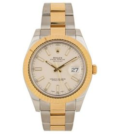 Rolex Datejust Gold-Steel 116333