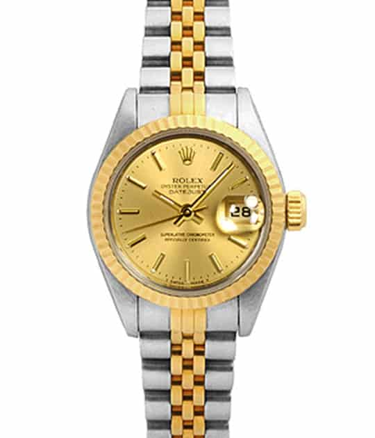 Rolex Lady-Datejust 26 mm. Ref:69173