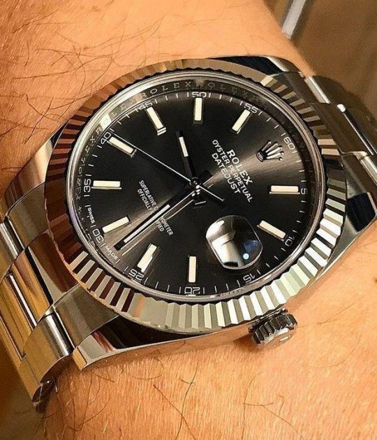 Rolex Datejust 41mm Ref: 126334