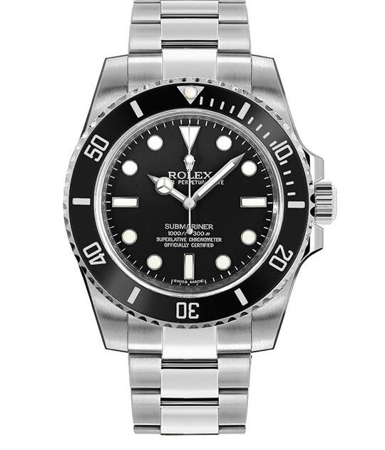 Rolex Submariner (No Date) All New 2020