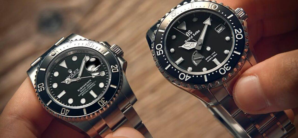 Rolex Submariner vs Grand Seiko