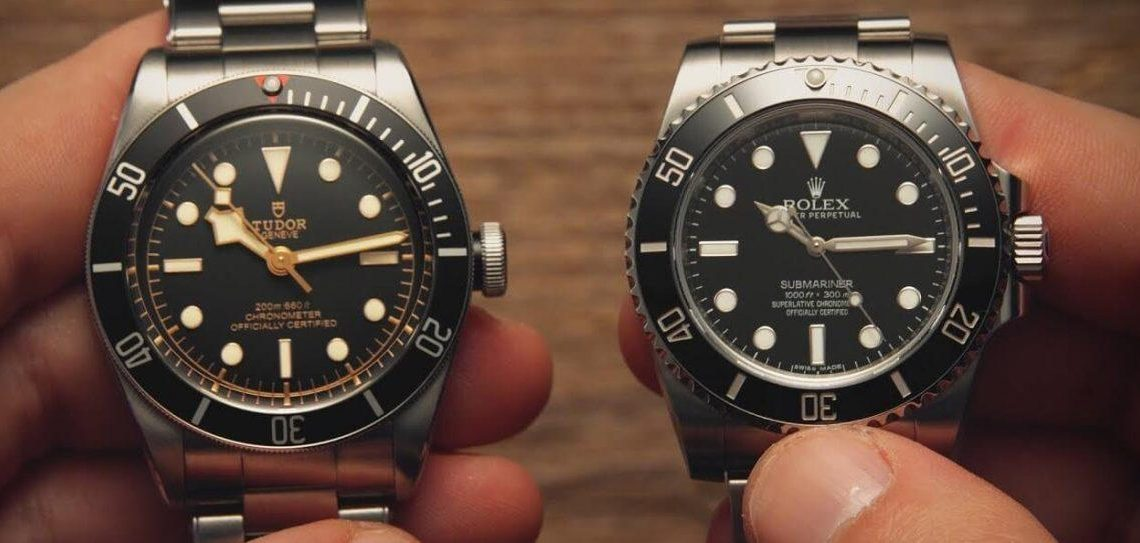 Rolex Submariner vs Tudor Black Bay