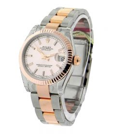 Rolex Lady Datejust 31 mm Pink Dial All New & Stickers