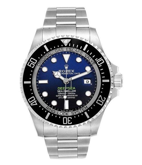 ROLEX  DEEPSEA - BLUE - NEW - B&P