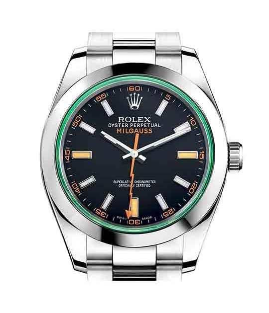 Rolex Milgauss With Stickers 2020