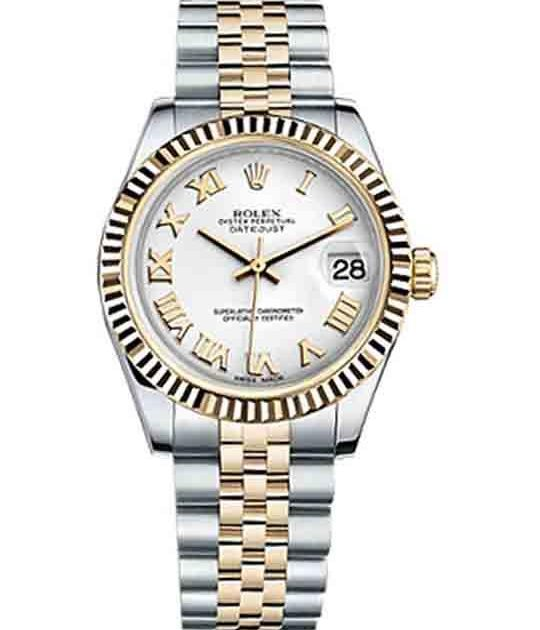 Rolex Lady-Datejust 31 mm Steel&Gold 2018