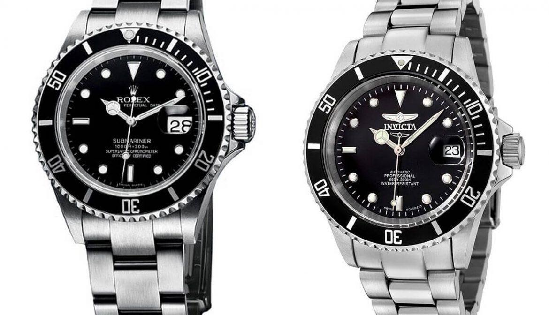 Invicta 9937 vs Rolex Submariner