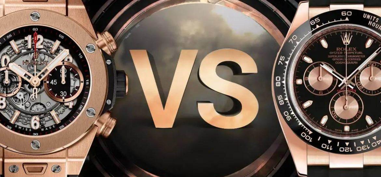Rolex vs Hublot: Hangisi Daha İyi?