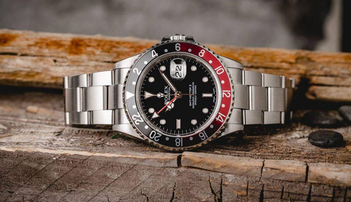 Rolex Batman vs Rolex Coke GMT-Master II