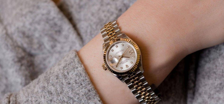 2020 Kadın Saat Modası