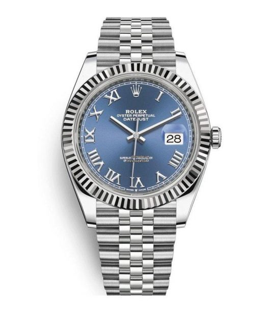 Rolex Datejust II Blue Dial Jubilee - Unused New