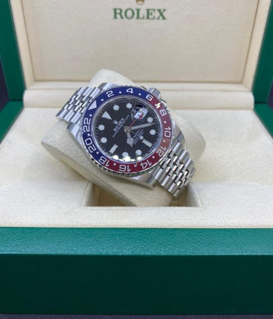 Rolex GMT Master II PEPSI Unused - New