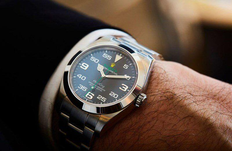 Rolex Air King Saat İncelemesi