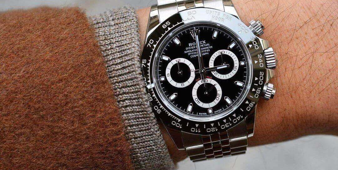 Mükemmel Dokunuşlarla Rolex Saat İşçiliği