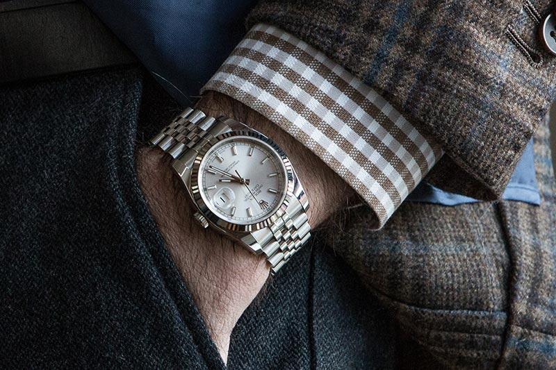 Giyim Tarzınıza Göre Rolex Saat Seçimi