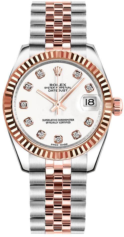 Kadın Ünlülerin Şık Rolex Saatleri