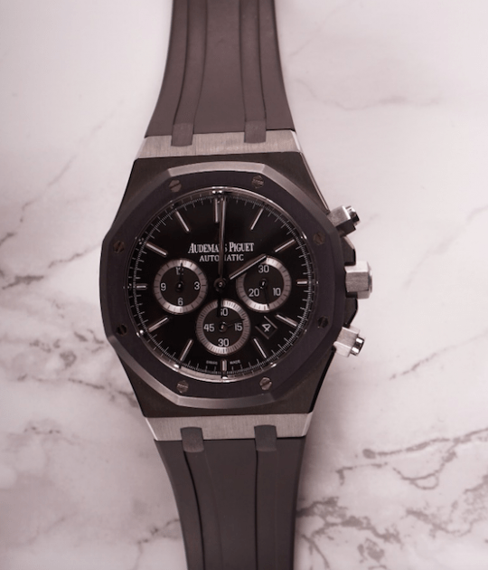 Audemars Piguet Royal Oak Leo Messi Chronograph