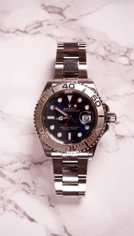 Her Rolex Saatin Bir Hikayesi Vardır