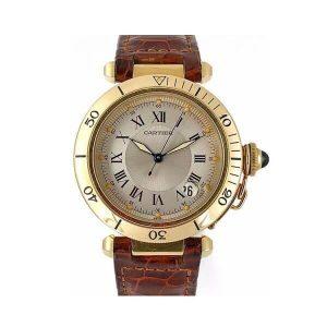 Klasik Giyimlerin Tercihi Cartier Saatler