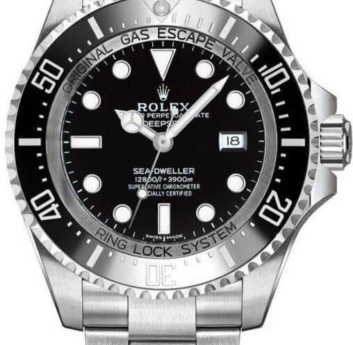 rolex sea dweller deepsea saat