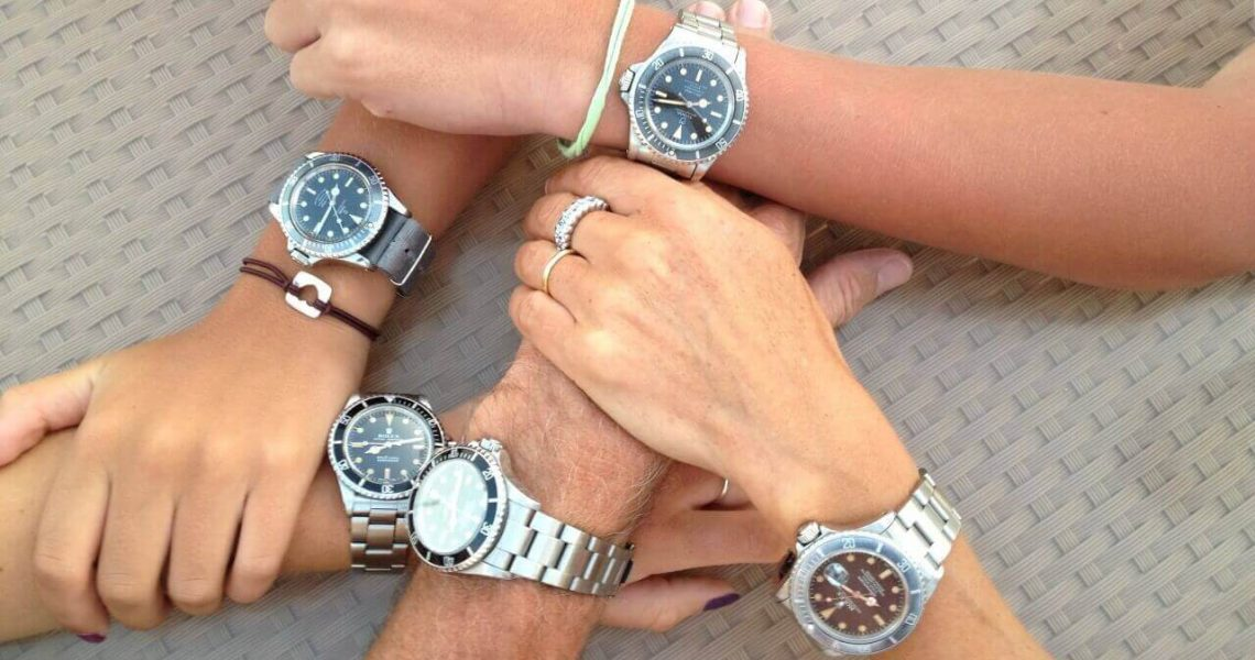Sizin Tercihiniz Hangi Rolex Saat?